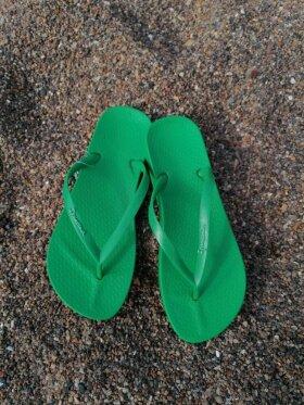 Ipanema - Ipanema klip klap colors - grøn