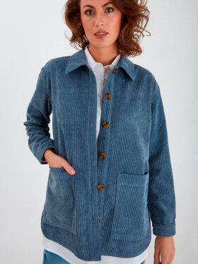 FRANSA - Fransa jakke/skjorte jeans blå