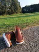 Nature Footwear - Nature Ester Leather Tobacco