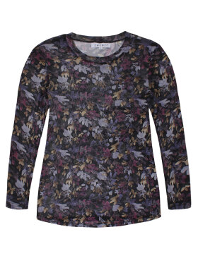 Zhenzi - Zhenzi bluse  blomstret