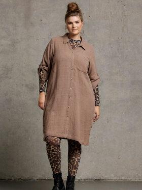 Zhenzi - Zhenzi skjorte/kjole