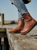 New Feet - New Feet støvle tanned