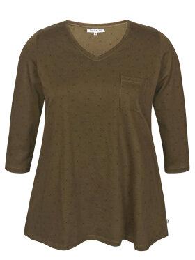 Zhenzi - Zhenzi T-shirt 3/4 Army