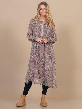PREPAIR - Prepair kjole mønstret