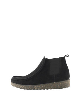 Nature Footwear - Nature Ester suede black