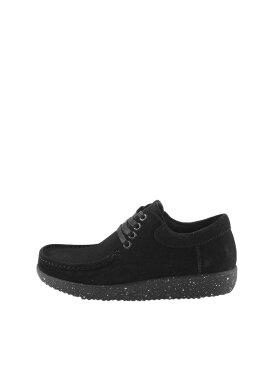 Nature Footwear - Nature Anna Suede Black