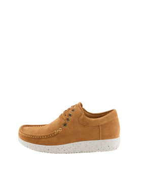 Nature Footwear - Nature Anna suede - Toffee WR