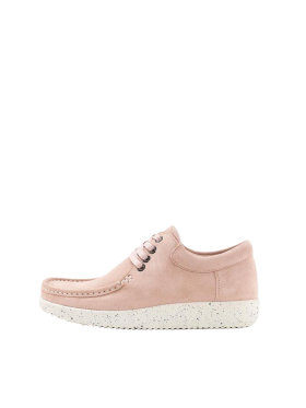 Nature Footwear - Nature Anna suede - Baby pink