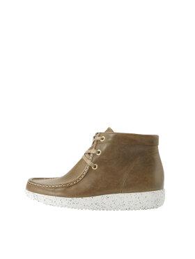 Nature Footwear - Nature Emma leather - Olive