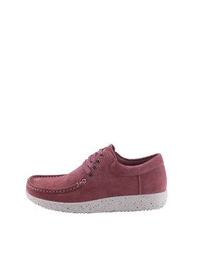 Nature Footwear - Nature Anna suede - Brown rose