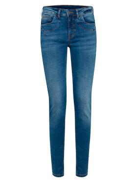 FRANSA - Fransa Jeans Medium blå