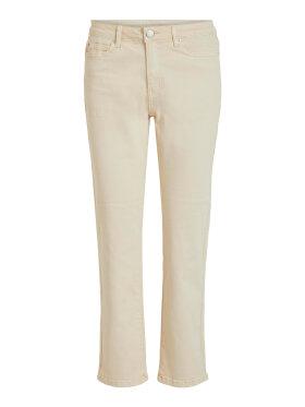 VILA - VILA Jeans 7/8 Beige