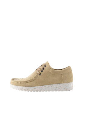 Nature Footwear - Nature Anna Suede - Dusty Green