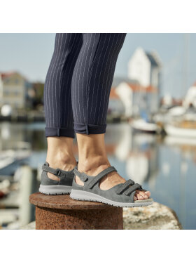 New Feet - New feet sandal gråblå