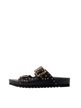 CaShott - Cashott sandal black bopell