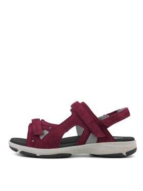 New Feet - New feet sandal bordeaux