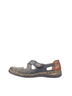 Rieker - Rieker sko blå