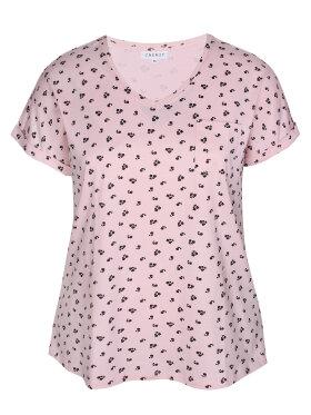 Zhenzi - Zhenzi T-shirt Lyserød