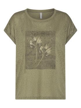 Soyaconcept  - Soyaconcept T-shirt Army