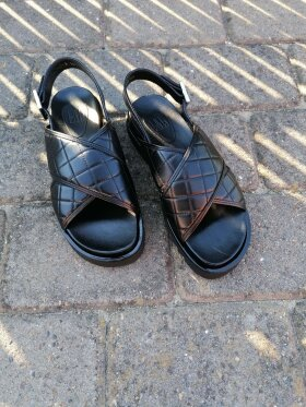 Billi bi - Billi bi sandal black nappa 70