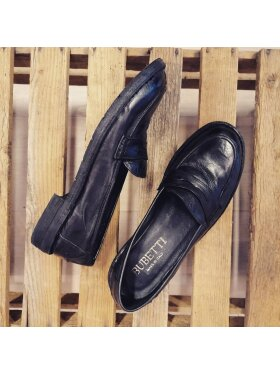Bubetti - Bubetti loafers lux nero