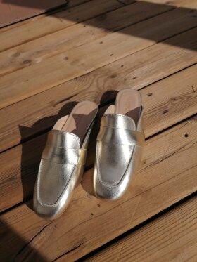Re:designed - ReDesigned sko Pirjo Gold