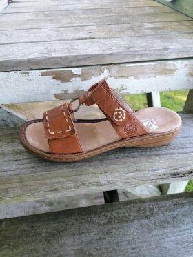 Rieker - Rieker sandal brun