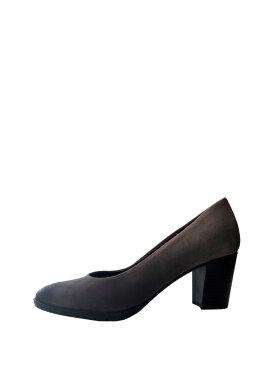 Tamaris - Tamaris høje sko Anthr. Nubuc