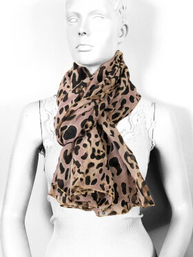 Black Colour - black colour tørklæde