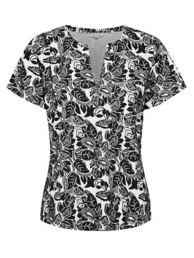 Part Two - Part Two T-shirt Sort/Hvid